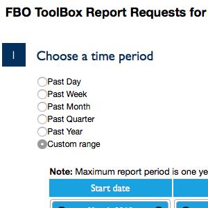 Airport Report Tool
